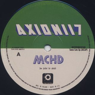axion117 / MCHD label