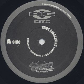AG / Rude Awakening label