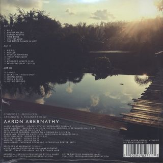 Aaron Abernathy / Epilogue back