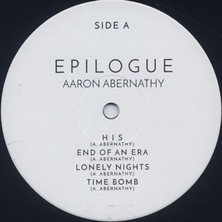 Aaron Abernathy / Epilogue label