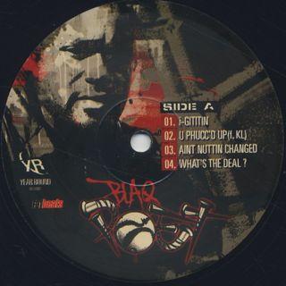 Blaq Poet / Tha Blaqprint label