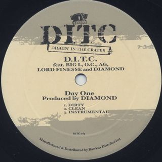 D.I.T.C. / Day One label