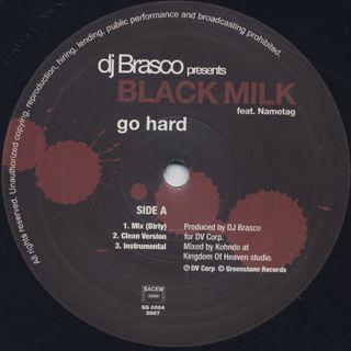 DJ Brasco / Go Hard label