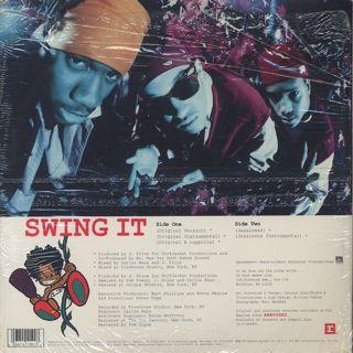 Da Bush Babees / Swing It back