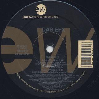 Das EFX / Baknaffek label