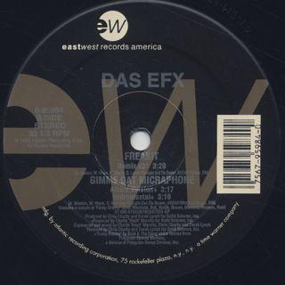 Das EFX / Freakit label