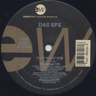 Das Efx / They Want Efx c/w Jussummen