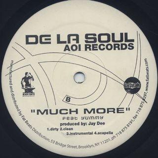 De La Soul / Much More