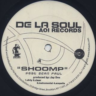De La Soul / Much More back