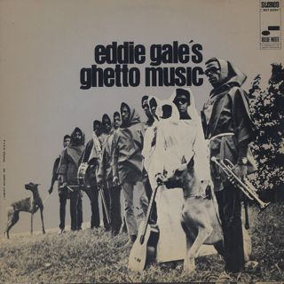 Eddie Gale / Eddie Gale's Ghetto Music front