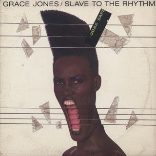 Grace Jones / Slave To The Rhythm front