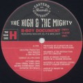 High & Mighty / B-Boy Document