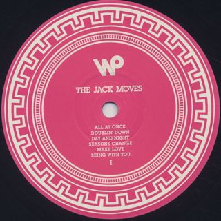 Jack Moves / S.T. label