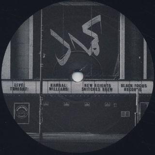 Kamaal Williams / New Heights label