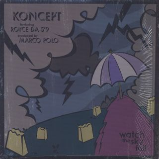 Koncept / Watch The Sky Fall