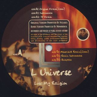 L Universe / Lose My Religion