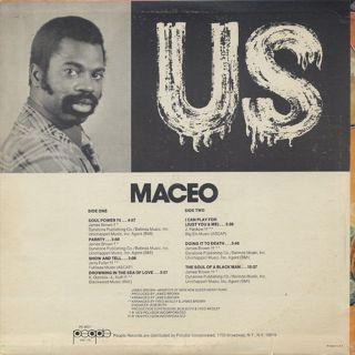 Maceo / US back