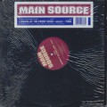 Main Source / Looking At The Front Door(Uncut) c/w Time