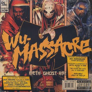Meth, Ghost, Rae / Wu-Massacare