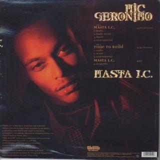 Mic Geronimo / Masta I.C. back