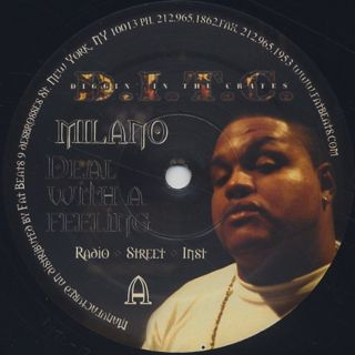 Milano / Deal With A Feeling label