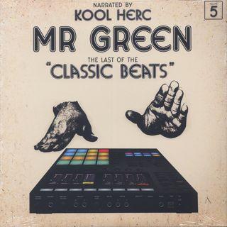 Mr. Green + DJ Kool Herc / Last Of The Classic Beats