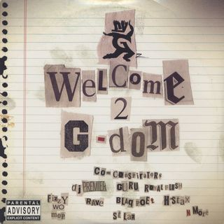 NYG'z / Welcom 2 G-Dom front