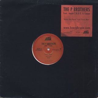 P Brothers / Across The Planet