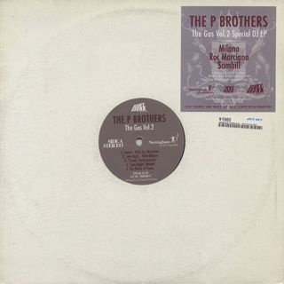 P Brothers / The Gas Vol. 2
