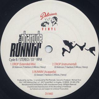 Pharcyde / Runnin' label