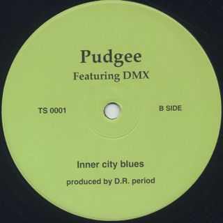 Pudgee / Everybody Want To Be Hard back