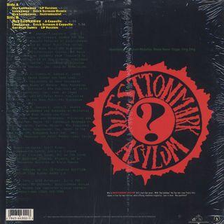 Questionmark Asylum / Hey Lookaway back