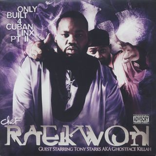 Raekwon / Only Built 4 Cuban Linx... Pt. II
