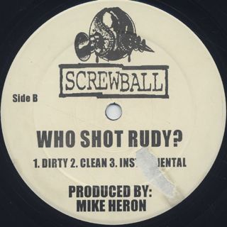 Screwball / You Love To Hear The Stories label