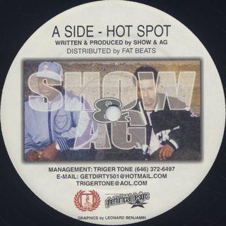 Show & AG / Hot Spot