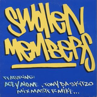 Swollen Members / Shatter Proof front