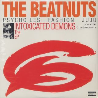 Beatnuts / Intoxicated Demons The EP