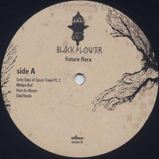 Black Flower / Future Flora label
