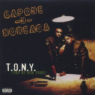 Capone-N-Noreaga / T.O.N.Y. (Top Of New York) front