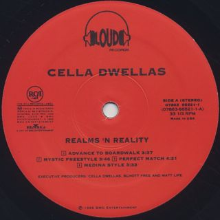 Cella Dwellas / Realms 'N Reality label