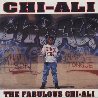 Chi-Ali / The Fabulous Chi-Ali front