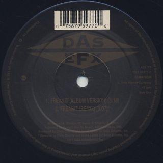 Das EFX / Freakit (EU) label
