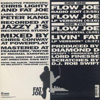 Fat Joe / Flow Joe back