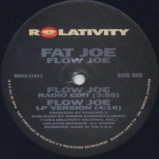Fat Joe / Flow Joe label