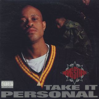 Gang Starr / Take It Personal front