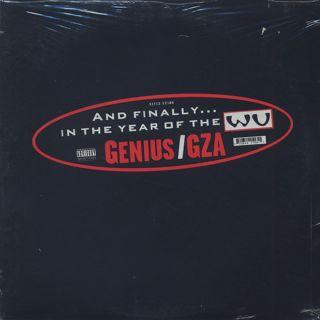 Genius/GZA / Liquid Swords (12