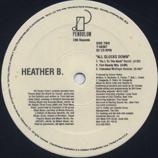 Heather B. / All Glocks Down label