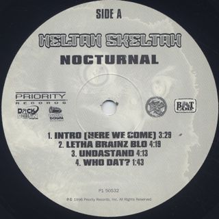 Heltah Skeltah / Nocturnal label