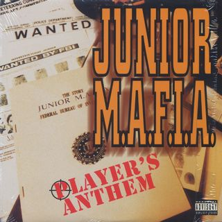 Junior M.A.F.I.A. / Players Anthem front