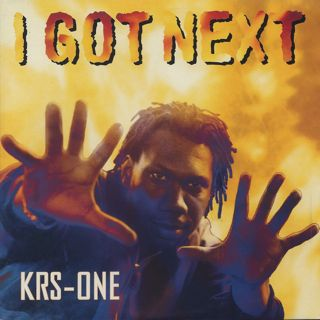 KRS-One / I Got Next front
